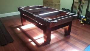 Correctly performing pool table installations, Decatur Alabama